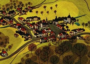 Vierves-dorp-tekening-2