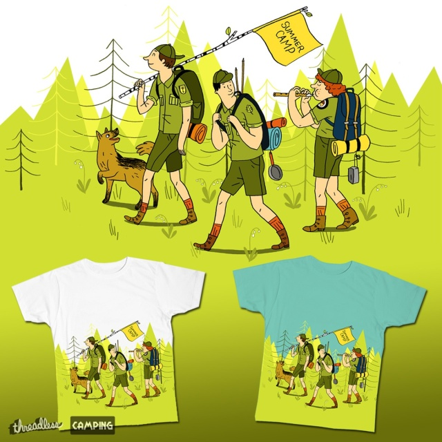 Threadless-summer_camp_Inne_Haine