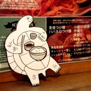 Genieten van lekker eten in Kamakura